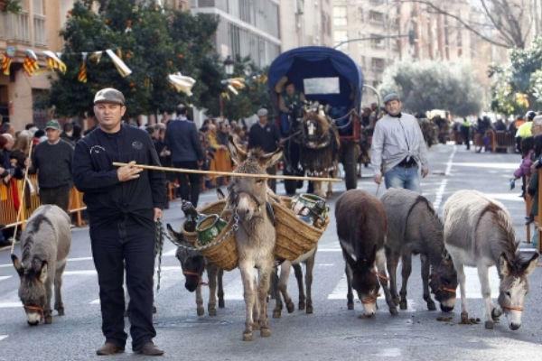 El Estartit celebra San Antonio Abad