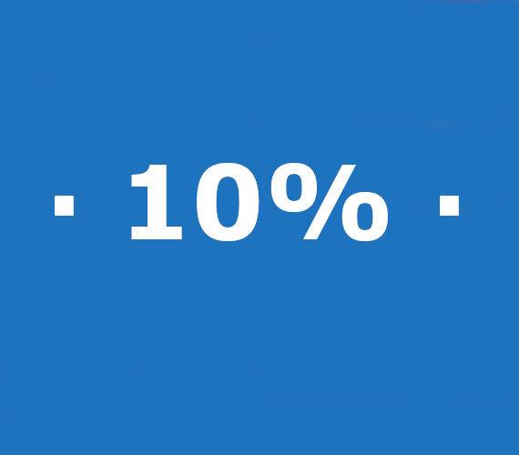 Reservas de 7 a 13 noches 10% de descuento
