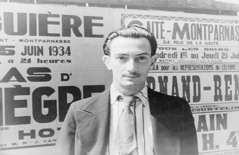 Salvador Dalí y Domènech – Julio 2020