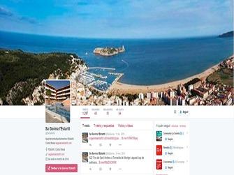 Los apartamentos de alquiler Sa gavina en el Estartit también en Twitter