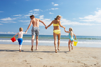 Vacaciones en familia en apartamentos alquiler de la Costa Brava
