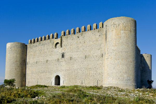 Visita al castell de montgrí