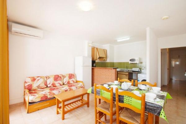 Ventajas de alquilar un apartamento para las vacaciones