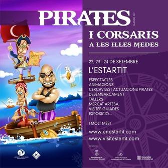 Nueva edición de pirates i corsaris