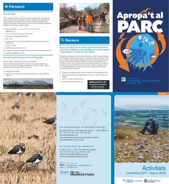 """El Parque Natural del Montgrí: cómo llegar a Sta. Caterina a través de las visitas guiadas del programa """"apropa't al parc"""""""