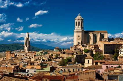 Visita familiar a Girona