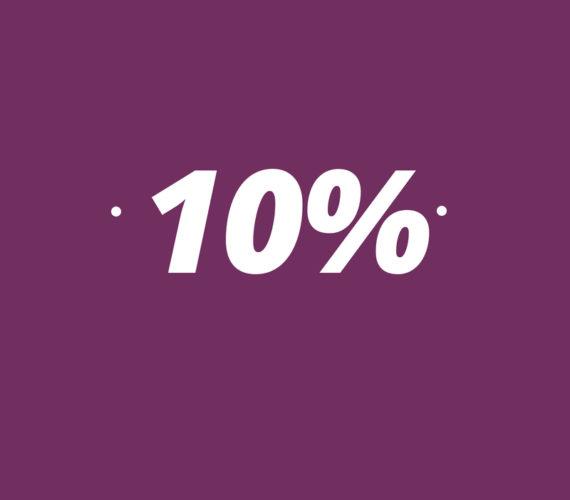 Reserva anticipada descuento 10% en alta temporada