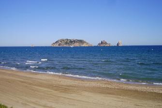 Las playas de l'Estartit podrán acoger a todos los bañistas de una temporada habitual – Junio 2020