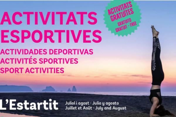 Actividades deportivas verano 2020 – Julio 2020