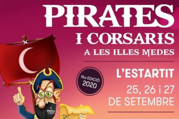 """Feria de """"Pirates i Corsaris a les Illes Medes"""" – Septiembre 2020"""