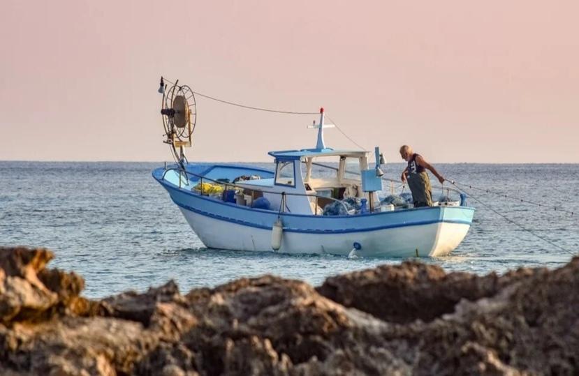 El día a día de un pescador de pesca artesanal de l'Estartit – Enero 2021